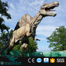 Theme park hand made mechanical dinosaurs for sale
