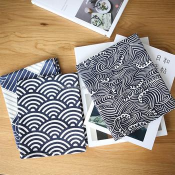 wholesale factory japanese style tea towel with custom printed buy