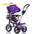 New model buy children pedal cars trike from alibaba / tricycle bike for baby age 1-6 years / high quality baby walker tricycle