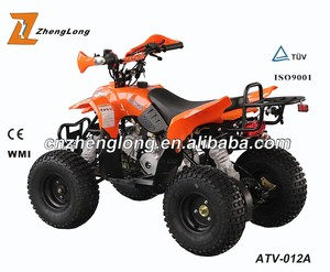 Loncin engine motorcycle 4 wheel atv quad bike 110cc