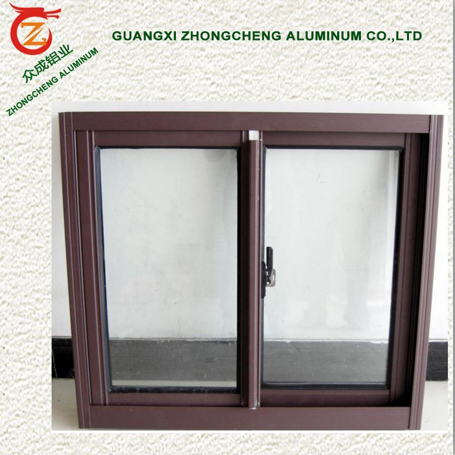 n de couleur diff rente rupture de pont thermique double vitrage en aluminium bronze couleur. Black Bedroom Furniture Sets. Home Design Ideas