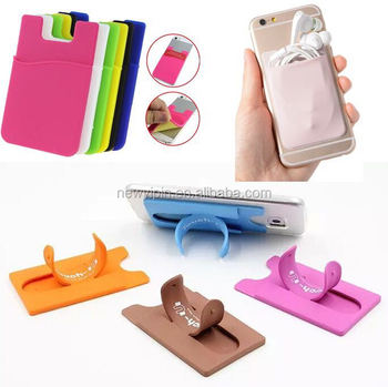 Multifunction sticky silicone cell phone case unique business card multifunction sticky silicone cell phone case unique business card holder for phone case free inspection colourmoves