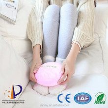Similar function as magic gel reusable hand warmer heat pack and japan hand warmer factory supply ceramic disc hand warmer
