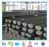 prime deformed construction steel rebars in bundles