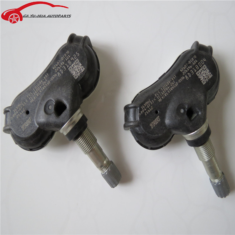 Комплект ( 2 ) давления в шинах Tpms для Toyota Sequoia 2008 - 2011 42607-0C070 315 мГц