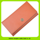 Genuine leather wallet women stock for German Order 16831