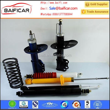 High quality rear car shock absorber For DAIHATSU CUORE/DOMINO/MIRA 48531B2680 48531B2680A