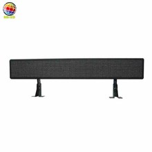 Indoor led auto bericht led tekst moving scrolling sign display