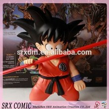 CUSTOM dragon ball <span class=keywords><strong>z</strong></span> actie figuur, anime action figure voor promotionele, groothandel anime action figure voor PROMOTIONELE