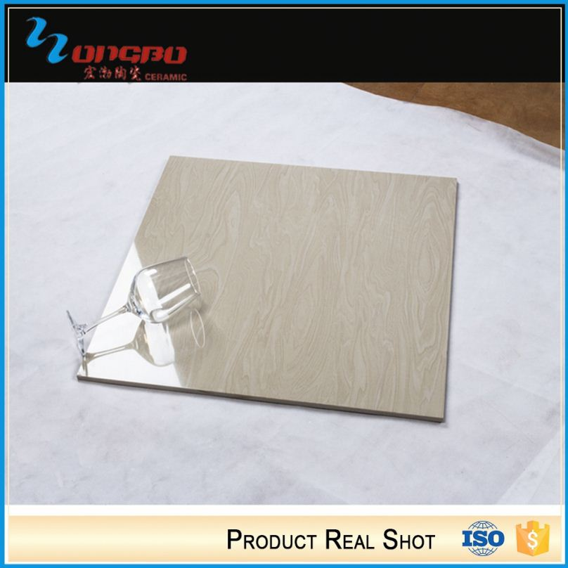 Modern House Interior Nano Polished Porcelain 5X5 Ceramic Tile