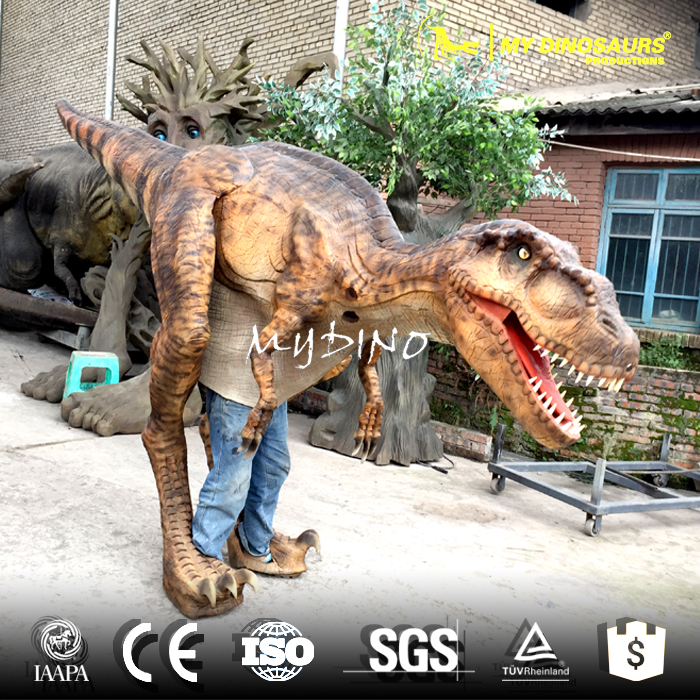 My Dino-JL936 Real dinosaur mascot costume cheap for sale