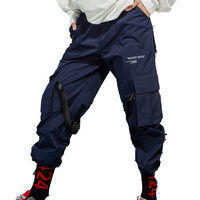 high quality women cargo casual trousers pants
