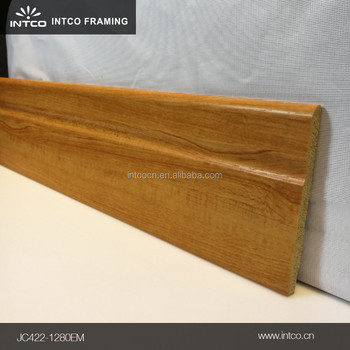 Intco Decorative Wall Baseboard Trim Home Depot Base Board
