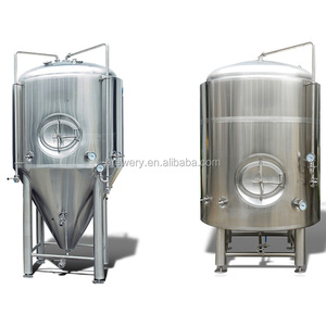 2017 High Quality Beer Fermentation Tank Used Commercial Beer Brewing Equipment