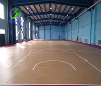 Attractive price Sports Equipment,Basketball Court Sports Flooring,PVC Sports Flooring For Basketball Court