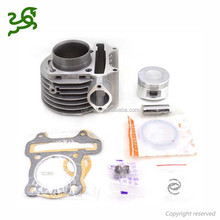 52.4mm 57.4mm 58.5mm Big Bore <span class=keywords><strong>GY6</strong></span> 125cc 150cc 175cc 152QMI 157QMJ Ciclomotore Scooter kit cilindro