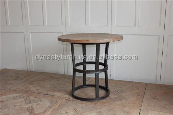 industrial hogar muebles mesa de bar para la venta