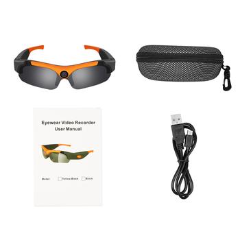 726400b4463 2017 Handsfree Hidden 1080p Spy Glass Camera Sm16 - Buy Spy ...