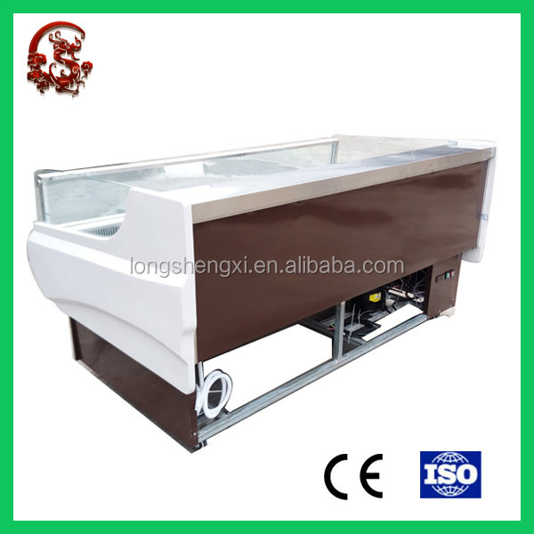 High quality open air freezer for sale