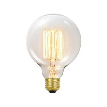 Edison lamp E27 E26 vintage bulb ST64 G95 G125 with low price and low MOQ