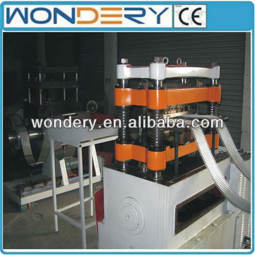 Fully-automatic Fin Press Stamping Machine Line