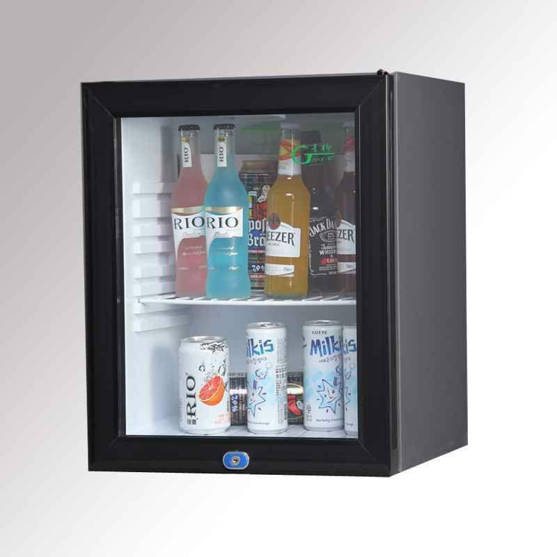 30l Mini Fridge With Window Xc 30bb Buy 30 Liter Glass Door Mini