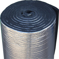 NBR armaflex rubber insulation with aluminum foil