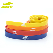 JOINFIT Latex Exercise Fitness Yoga Stretch Workout Loop Super Extreme Training Resistance Pull up Band Set