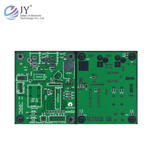 Buried Blind Vias Multilayer PCB Design with 8 layer, Quick-turn Multilayer PCB Supplier