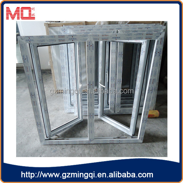 Cheap house window for sale pvc window with built in for Cheap upvc doors