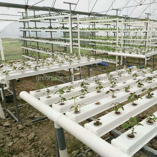 China supplier Agriculture Hydroponic PVC Pipe 2016 Aeroponics System