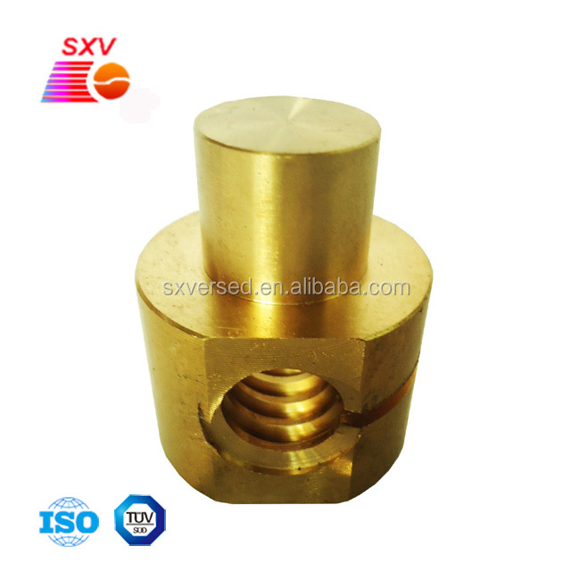 Professional manufactory supply brass casting parts-- forging copper rings