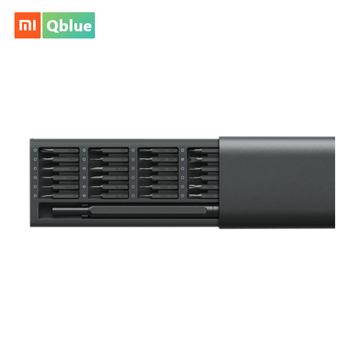 Xiaomi Mijia Original Wiha Daily Use Screwdriver Kit Magnetic Bits Aluminum  Magnetic Box Diy Screw Driver Set - Buy Small Screw Driver,Screw Driver