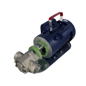Hot Engine Oil Transfer Gear WCB Electric Pump