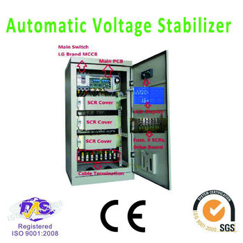 380v Voltage Stabilizer With Abb Electric Breaker Buy 3