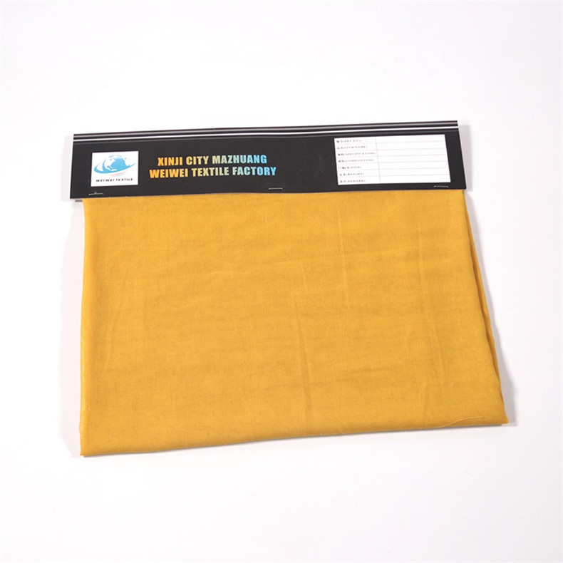 100% polyester tela de gasa