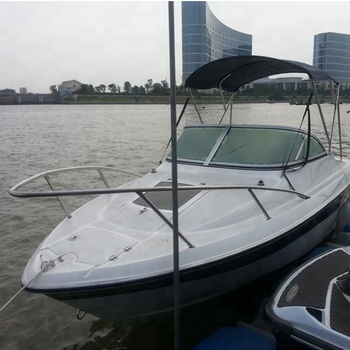 Deluxe fast engine boat