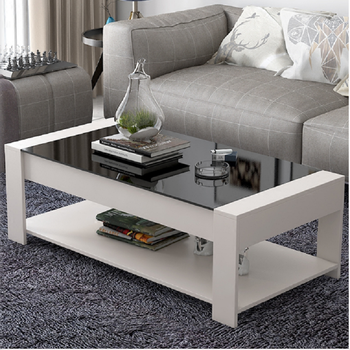 Home Furniture Glass Tea Table Design Wooden Tea Table Design Coffee
