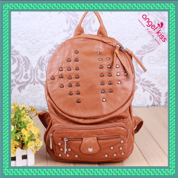 0fe06145bf 2014 Angel kiss washed pu backpack beautiful school backpack china  suppliers backpacks in stock