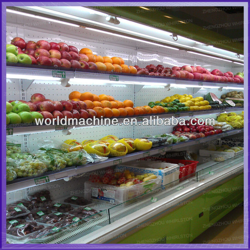 Wl010217 Fruits Display Standopen Display Refrigerator For Fruits