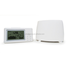 High Temperature Digital LED Thermometer With Alarm Clock