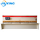 stainless steel guillotine QC12Y 4x2500 sheet metal shearing machine steel plate cutter manual cutting machine price