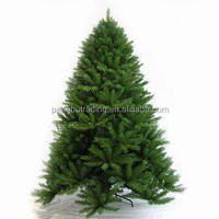 Customized Size Outdoor Decoration PVC PE PET Artificial Christmas Tree
