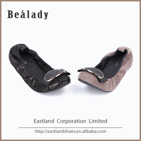 China Export Women Pump Shoes Sequin Upper Ladies Fancy Dress Shoe ...