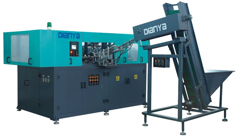 DY 5000 Full Automatic PET bottle blowing machine, PET bottle blow molding machine, mineral water bottle making machine