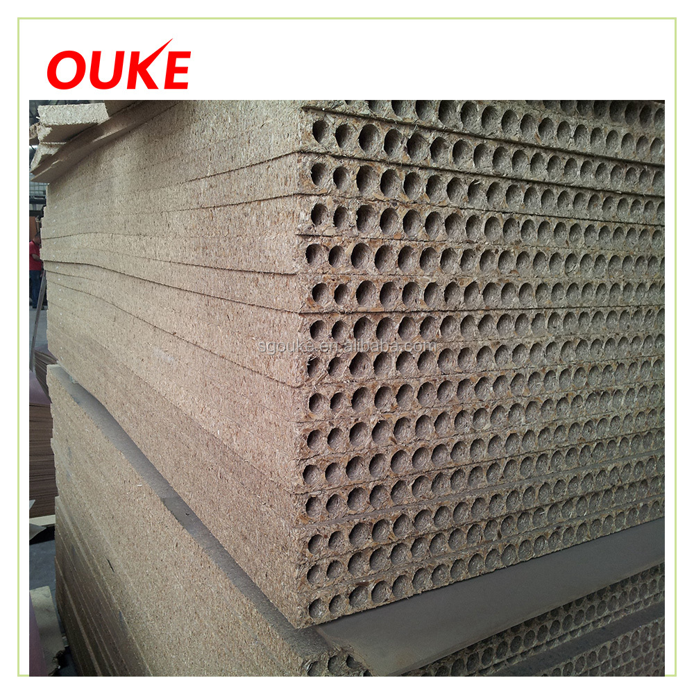 22mm 25mm 28mm 30mm 32mm 33mm 35mm  hot selling hollow core particle board for door
