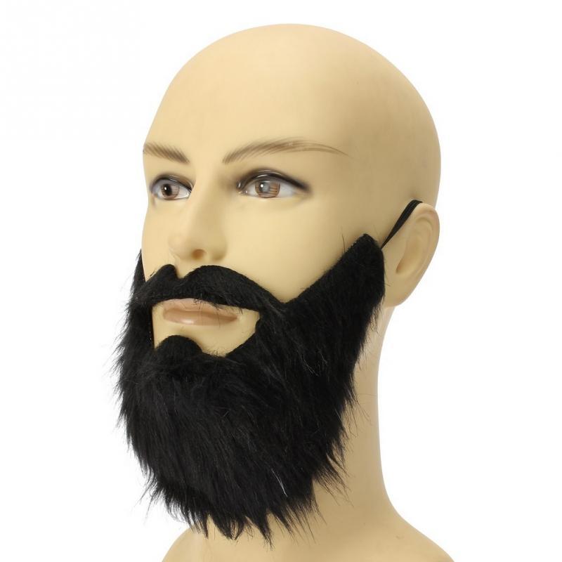 7a47bacb3dc Wholesale Fancy Dress Pirate Dwarf Elf Fake Beards Moustache Costume ...