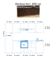 CUSTOMIZE HIGH QUALITY KITCHEN CABINET