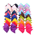 handcraft grosgrain ribbon bow for children hair headwear flower