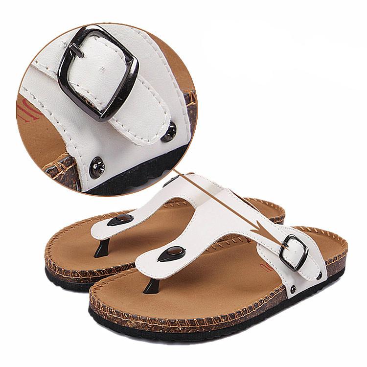 9401d825524a Get Quotations · Birkenstock Sandals Men Flats Flip Flops Slippers Women Men  Gladiator Sandal Shoes Birkenstock Arizona Sandalias Chanclas